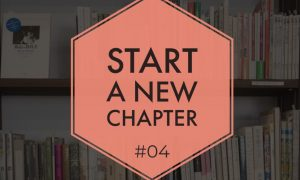 Start a new chapter #04