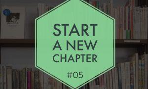 Start a new chapter #05