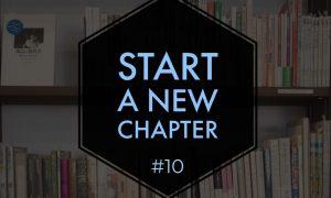 Start a new chapter #10