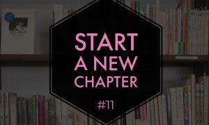 Start a new chapter #11