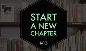 Start a new chapter #13