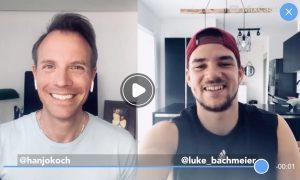 Hanjo Koch & Luke Bachmeier