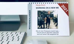 Kalender Working on a new me